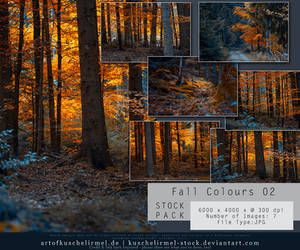 Fall Colours Stock Pack 02