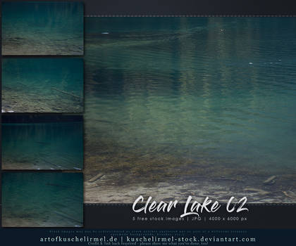 Clear Lake - Stock Pack 02