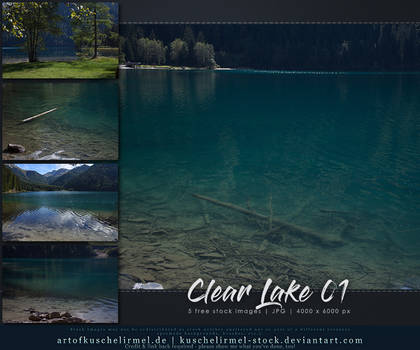 Clear Lake - Stock Pack 01