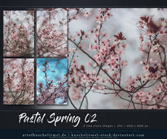 Pastel Spring 02 - Stock Pack