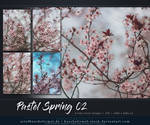 Pastel Spring 02 - Stock Pack by kuschelirmel-stock