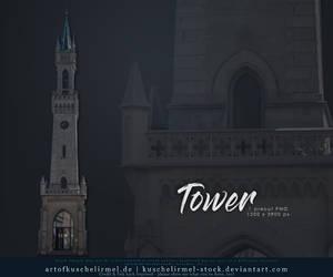 Tower precut by kuschelirmel-stock