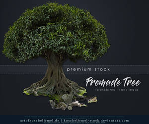 Premade Tree - Premium Stock