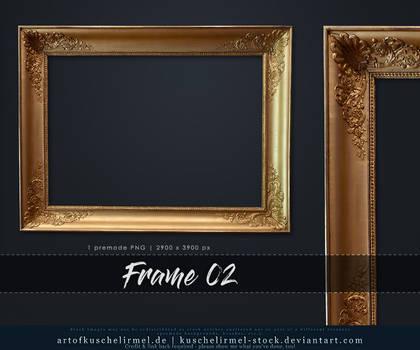 Frame 02 precut