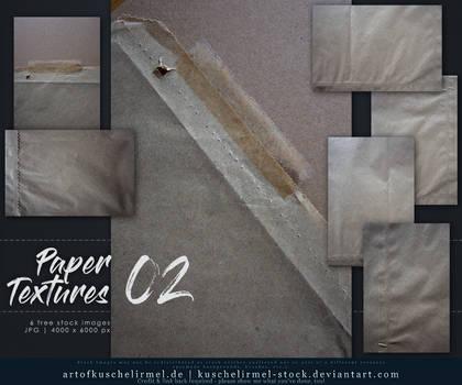 Paper Textures 02 by kuschelirmel-stock