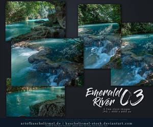 Emerald River 03 Stock Pack
