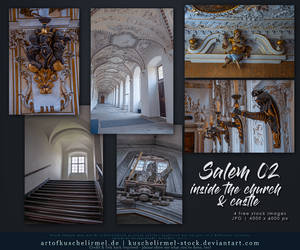Salem 02 - Inside the Church and Castle
