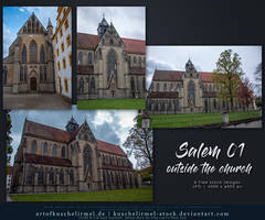 Salem 01 - Outside the Church