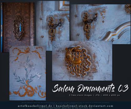 Salem Ornaments 03 - kuschelirmel-stock