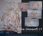 Salem Ornaments 04 - kuschelirmel-stock