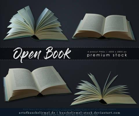 Open Book Premium Precut Stock