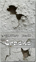texture pack - cracks by kuschelirmel-stock