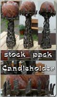 Stock Pack - Candleholder