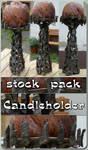 Stock Pack - Candleholder by kuschelirmel-stock