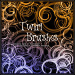 Twirl Brushes 1