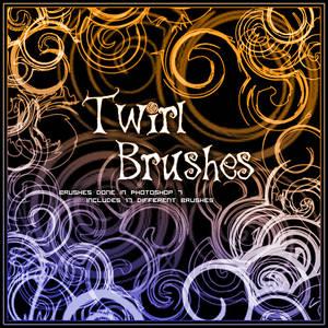 Twirl Brushes 1