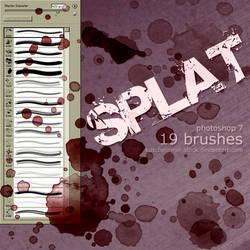 Splat Brushes