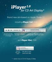 iPlayer 1.0 for CD Art Display