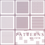 Patterns by Coyr