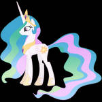 Princess Celestia Cursor -Normal Select-