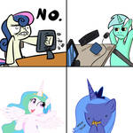 Collection of Pony Reactions