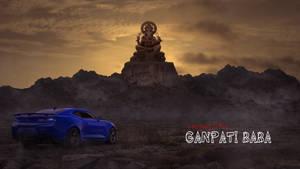 Ganpati Bapa free Psd by sharmakrishna775