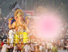 Happy Ganesh Chaturthi by sharmakrishna775