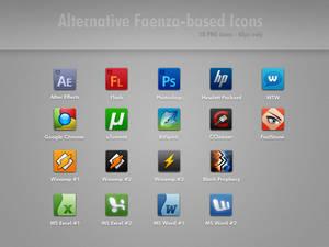 Alternative Faenza-based Icons