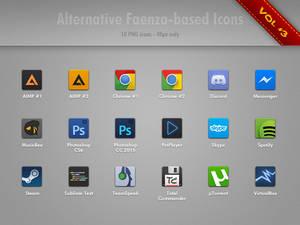 Alternative Faenza Icons Vol.3