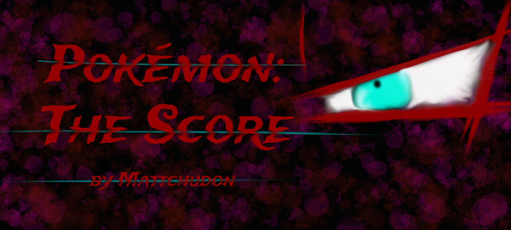 Pokemon: The Score (title page)
