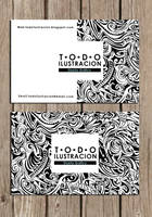 tarjeta personal 2 by todoilustracion
