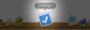 Things mac app sticker icon by Kaypearl