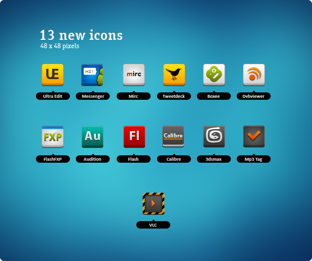 48px icons 5 by neweravin