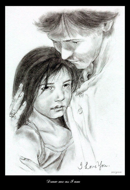 Draw me as I am by MinorKey