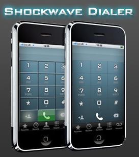 Shockwave Dialer by etcoman