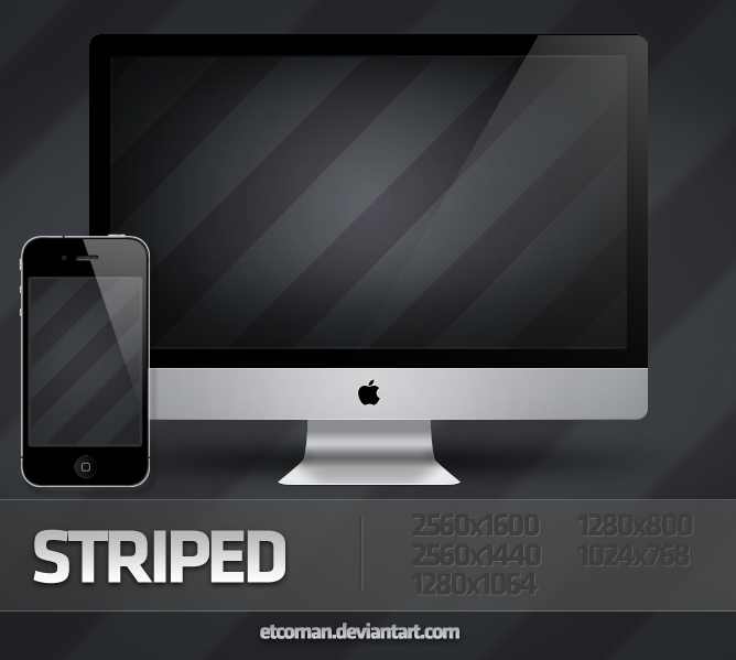 Striped by etcoman