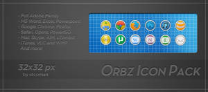 Orbz Icon Pack
