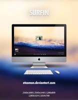 Surfin by etcoman