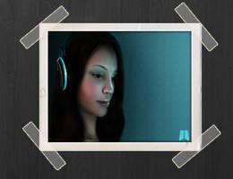 Polaroid Frame by Philarete