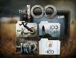 The 100 Folder Icon