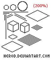 Pixelart starter brushes by herod