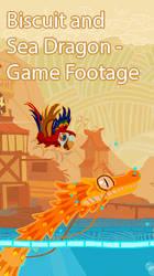 Biscuit and Sea Dragon - Game Footage by TastesLikeAnya