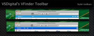 VFinder Pack - Styler Toolbar