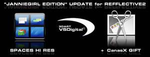 Refflective Iconset 2 UPDATE