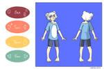 Meikai Clothing Reference