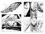 EVE Valkyrie #1, pages 01/02