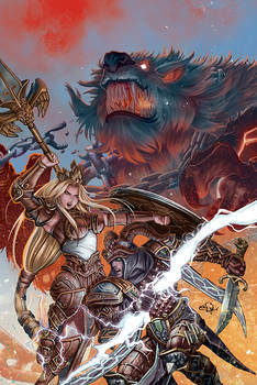 Cover, Smite: The Pantheon War III