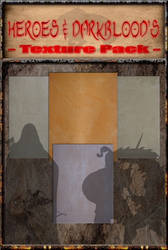 H and D Texture Pack by mawstock