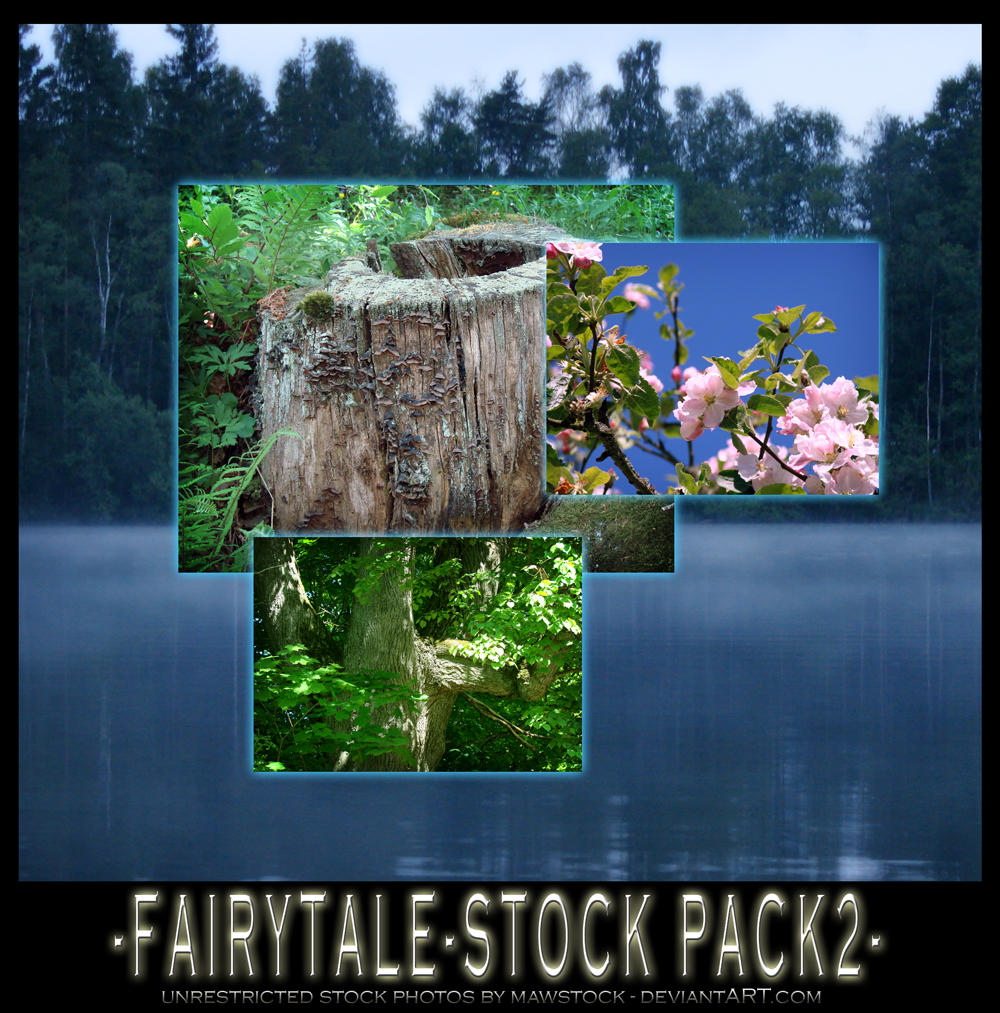 FAIRYTALE STOCK PACK 2 by mawstock