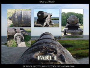 Old Cannon Pack 1